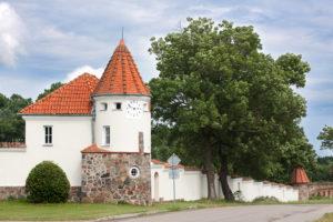 Apartament w zabytku na Podlasiu nad Bugiem koło Drohiczyna